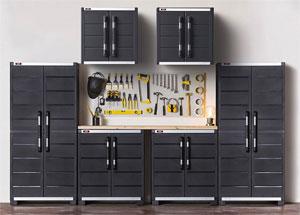 4 Key Advantages Of Using Garage Base Cabinets