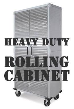 Heavy Duty Rolling Cabinet